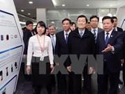 Presidente vietnamita urge Bac Ninh desarrollar recursos humanos