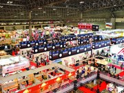 Participa Vietnam en feria internacional de alimentos y bebidas en Japón