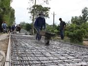 Más inversiones japonesas en proyectos de infraestructura rural