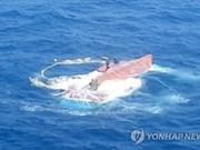Cancillería vietnamita confirma recuperación de cuerpo de marinero desaparecido