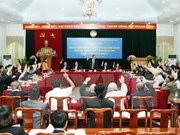 Presidente de organización de masas postulado a escaño parlamentario