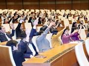 Líder parlamentario vietnamita mantiene contacto con electores