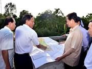 Asistencias financieras a provincias vietnamitas afectadas por sequía