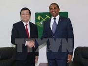 Destacan importancia de nexos entre partidos gobernantes de Vietnam y Tanzania