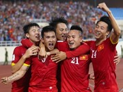 Z.com, nuevo patrocinador de selección vietnamita de futbol