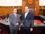 Vietnam y Laos comparten experiencias en desarrollo científico