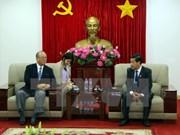 Asesor especial japonés intercambia experiencias en desarrollo con Binh Duong