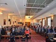 Expertos europeos estudian acerca del XII Congreso del PCV