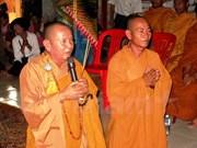 Rinden homenaje a soldados voluntarios vietnamitas en Cambodia
