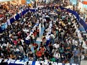 Filipinas: Tasa de desempleo toca fondo en diez años