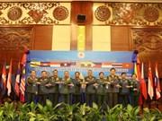 Inauguran en Laos conferencia de jefes de las fuerzas armadas de ASEAN