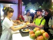 En ciudad antigua de Hoi An festival de gastronomía internacional