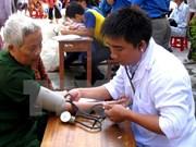 Vicepremier resalta esfuerzos por ampliar seguros médico y social para ancianos