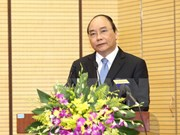 Viceprimer ministro vietnamita supervisa proceso electoral del Parlamento