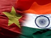 Vietnam y la India promueven lazos comerciales