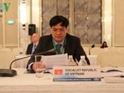 Inauguran en Singapur reunión sobre piratería y robo armado de barcos en Asia