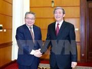 Partidos Comunistas de Vietnam y de Japón vigorizan relaciones