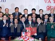 Consolidación de frontera Vietnam-Laos: ejemplo en solución de asuntos limítrofes
