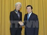 Vietnam espera recibir más apoyo de FMI para desarrollo sostenible