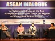 Diálogo de ASEAN: Cooperación y solución pacífica de disputas es tendencia dominante