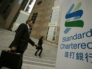 Standard Chartered invierte en operador vietnamita de monedero electrónico