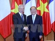 Vietnam y Francia refuerzan cooperación parlamentaria y asociación estratégica