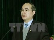 Dirigente vietnamita aspira a mayor cooperación del Instituto suizo en cibernética
