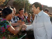 Presidente vietnamita enfatiza uso de recursos naturales en provincia altiplana