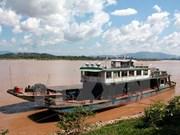 Sube nivel del agua en río Mekong en Laos