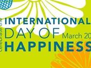 Vietnam co-organiza Día Internacional de Felicidad en sede de la ONU
