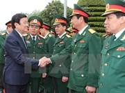 Presidente vietnamita efectúa visita de trabajo en provincia norteña