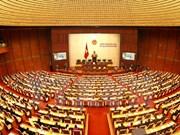 Parlamento vietnamita de XIII legislatura inicia último período de trabajo