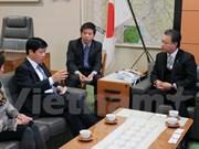 Embajador vietnamita trabaja en Fukushima para fortalecer nexos económicos