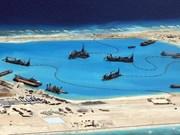 Periódico sudcoreano: militarización de China en Mar del Este amenaza la paz
