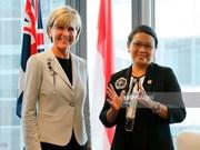 Indonesia y Australia robustecen cooperación multifacética