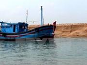 Regresan a casa pescadores vietnamitas retenidos en Micronesia