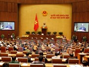 Parlamento vietnamita revisará hoy proyecto legal a favor de infantes
