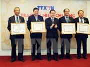 Reconocen aportes de dirigentes de confederación general de trabajo a avance de VNA