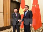 Vietnam y China por cumplir los acuerdos y conciencias comunes