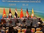 Vietnam y China abogan por cooperación de recursos hídricos Mekong- Lancang