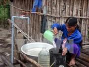 Provincias del Delta del Mekong reciben mapas de agua potable subterránea