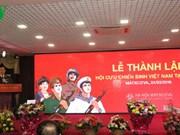 Fundada Asociación de veteranos vietnamitas en Rusia