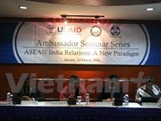 Vietnam, coordinador de relaciones ASEAN-India
