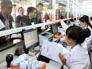 Acelera Ciudad Ho Chi Minh registro de hogares incorporados a seguro de salud