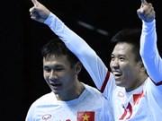 Selección vietnamita se prepara para Copa Mundial de Fútbol Sala