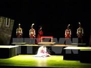 """Versión vietnamita de """"Hamlet"""" apreciada por público singapurense"""
