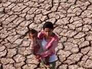 Tailandia genera lluvia artificial para luchar contra la sequía