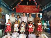 Intensifica Frente de la Patria apoyo a cambodianos de origen vietnamita