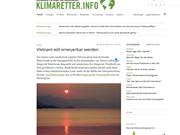 Exalta revista alemana impulso de uso de energía renovable en Vietnam