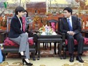 Hanoi espera recibir inversiones italianas en desarrollo infraestructural